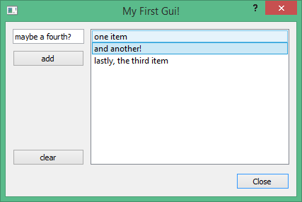 How to Install PyQt5 and Build Your First GUI in Python 3 4
